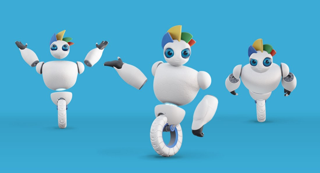 Visme-mascot The Design Process Behind Visme, the SaaS Character in the Cloud design tips