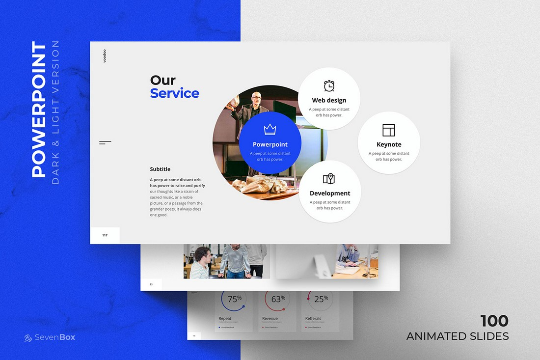 Voodoo-Free-Minimal-PowerPoint-Template 50+ Best PowerPoint Templates of 2020 design tips