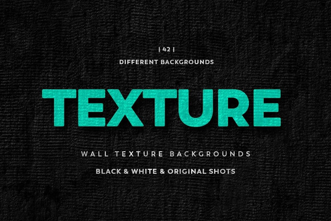 Wall Texture Black & White Backgrounds
