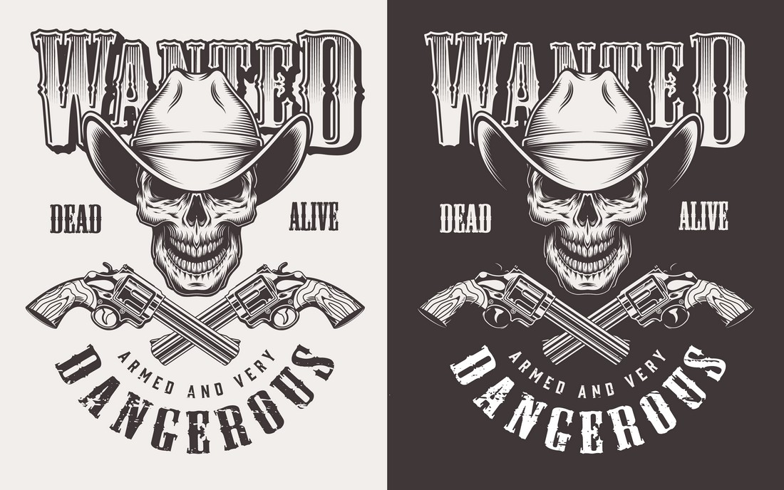 Wanted - Free T-Shirt Design
