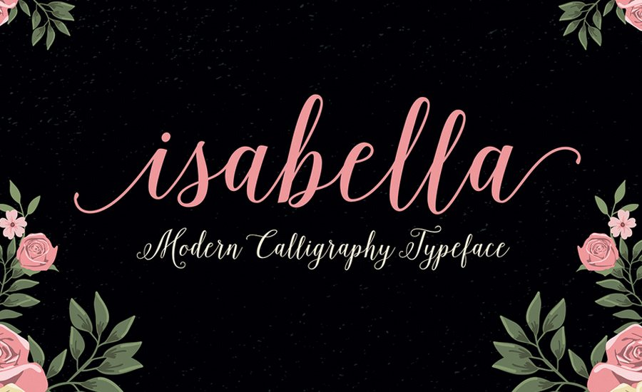 Watch-screenshot-mock-kit10 100+ Beautiful Script, Brush & Calligraphy Fonts design tips