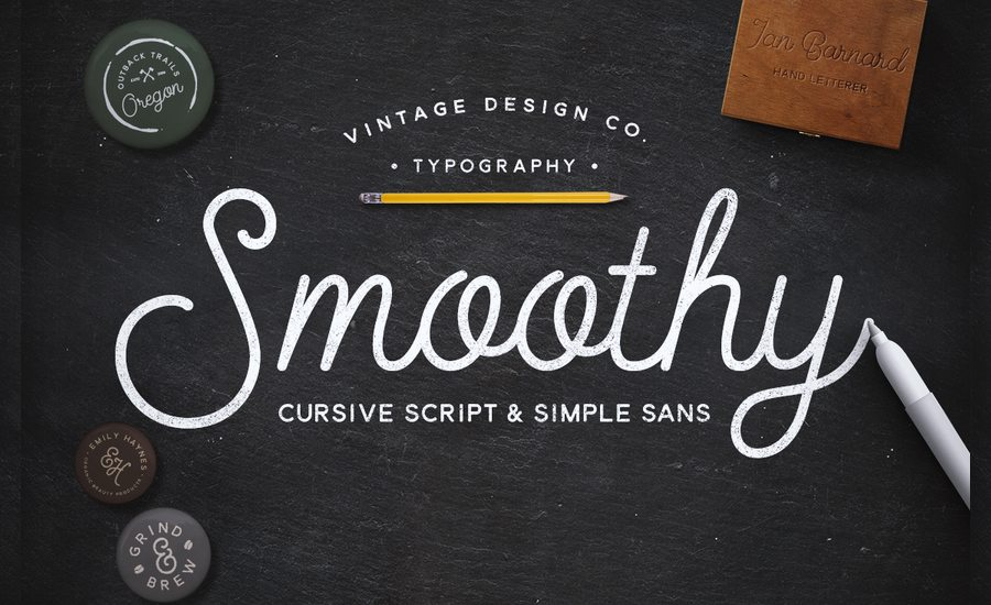 Watch-screenshot-mock-kit19 100+ Beautiful Script, Brush & Calligraphy Fonts design tips