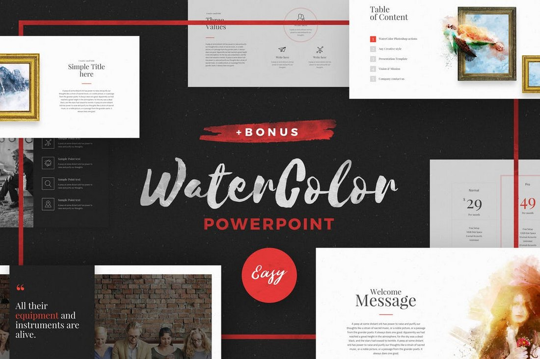 30 Best Powerpoint Templates Of 2018 Design Shack