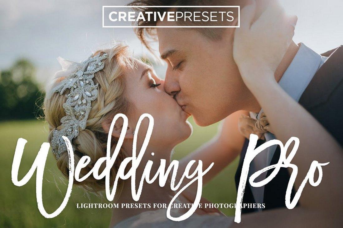 Wedding Pro Lightroom Presets