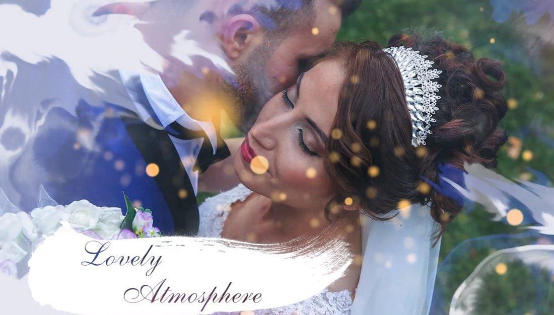 Wedding Slideshow - Premiere Pro Template
