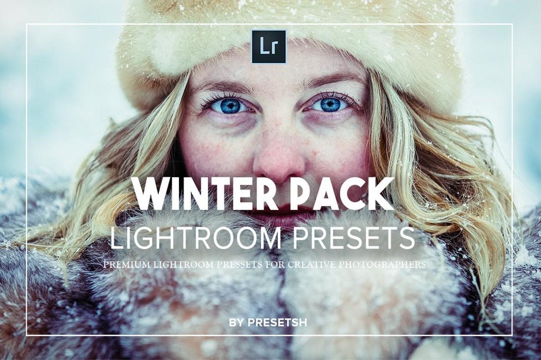 Winter - 12 Professional Lightroom Presets