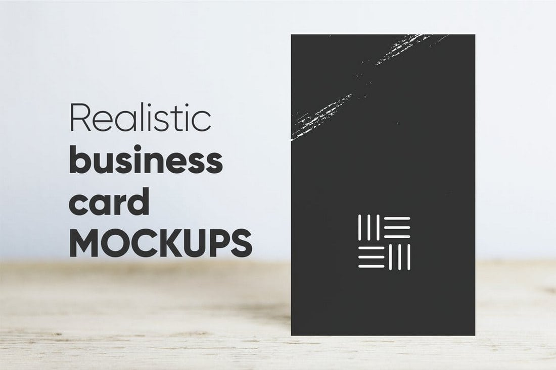 Wodo Business Card Mockups