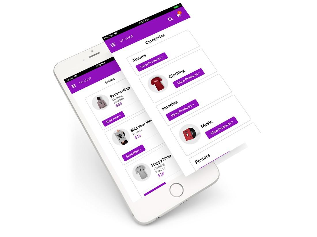 WooCommerce Progressive Web App Starter Kit