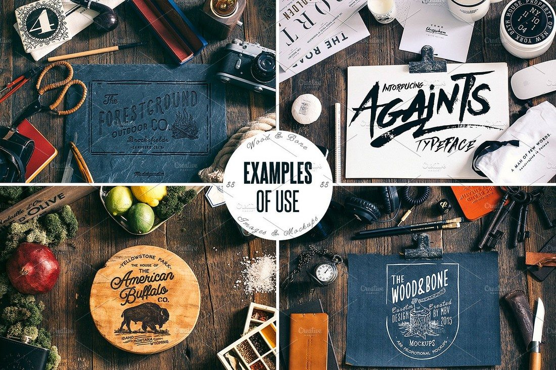 WoodBone-Promotional-Mockups 40+ Stunning Vintage Mockup Packs & Graphics design tips