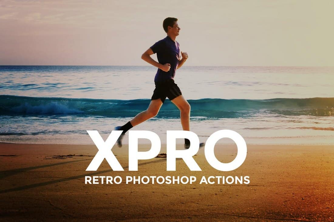 XPro – 20 Cross Process Actions