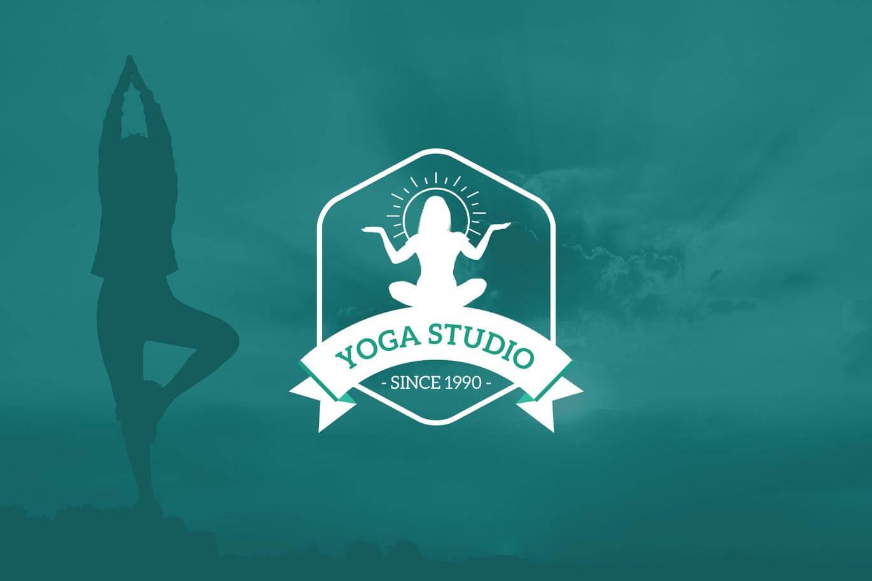 Yoga-Studio-Logo 50+ Best Minimal Logo Design Templates design tips