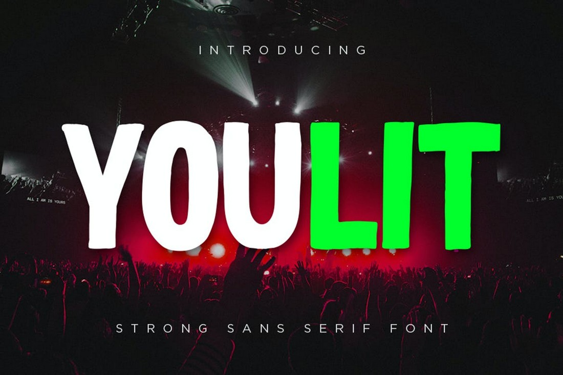 Youlit-Bold-YouTube-Title-Font 30+ Best YouTube Fonts (For Thumbnails + Videos) 2020 design tips