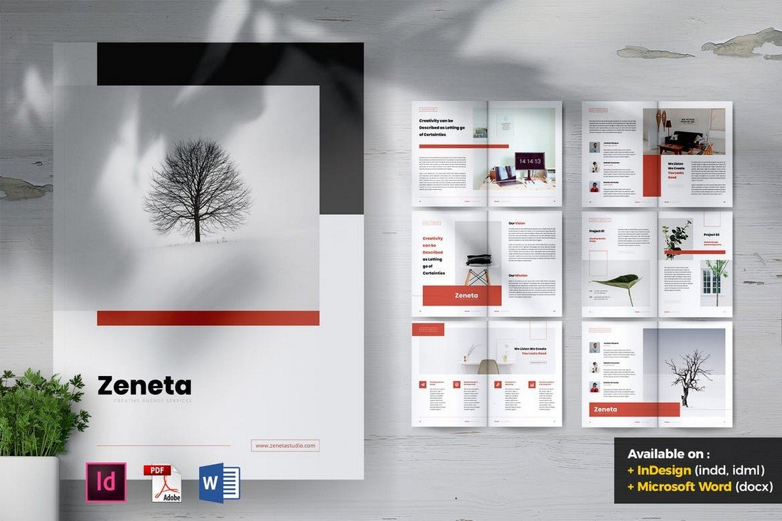 20 Best Company Profile Templates Word Powerpoint Design Shack