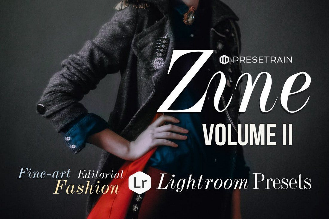 Zine-Fashion-Lightroom-Presets-Vol-II 50+ Best Lightroom Presets of 2020 design tips