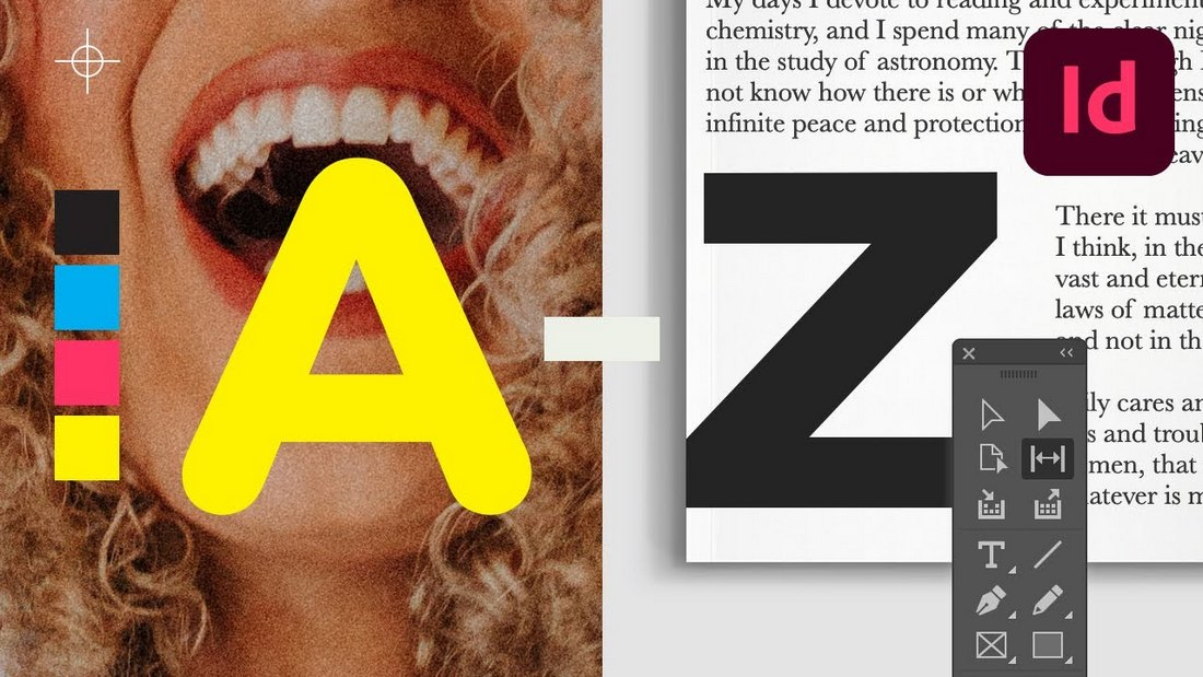 a-z of indesign