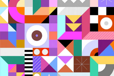 Design Trend: Abstract Art Compositions