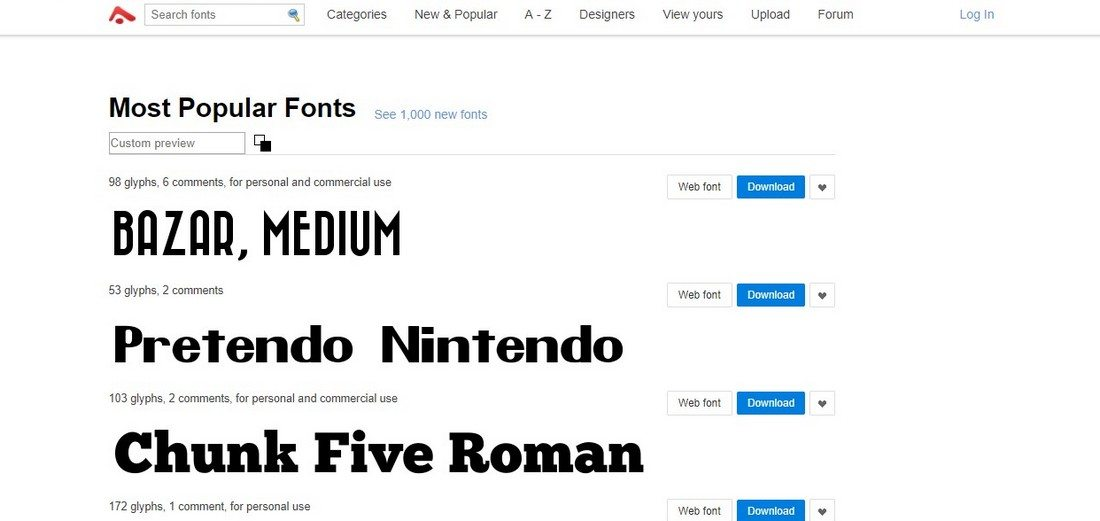abstract-fonts 10+ Best Places to Find Free Fonts design tips  Inspiration|Typography|fonts|free