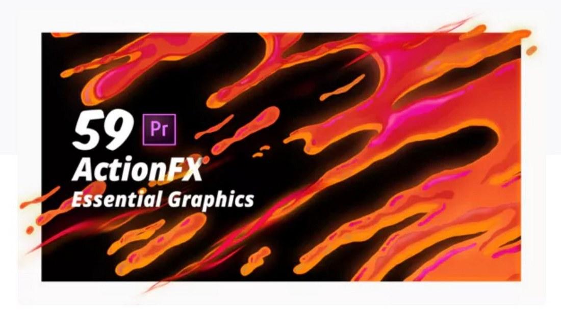 action-fx-premiere-pro-template 30+ Best Premiere Pro Templates 2019 design tips