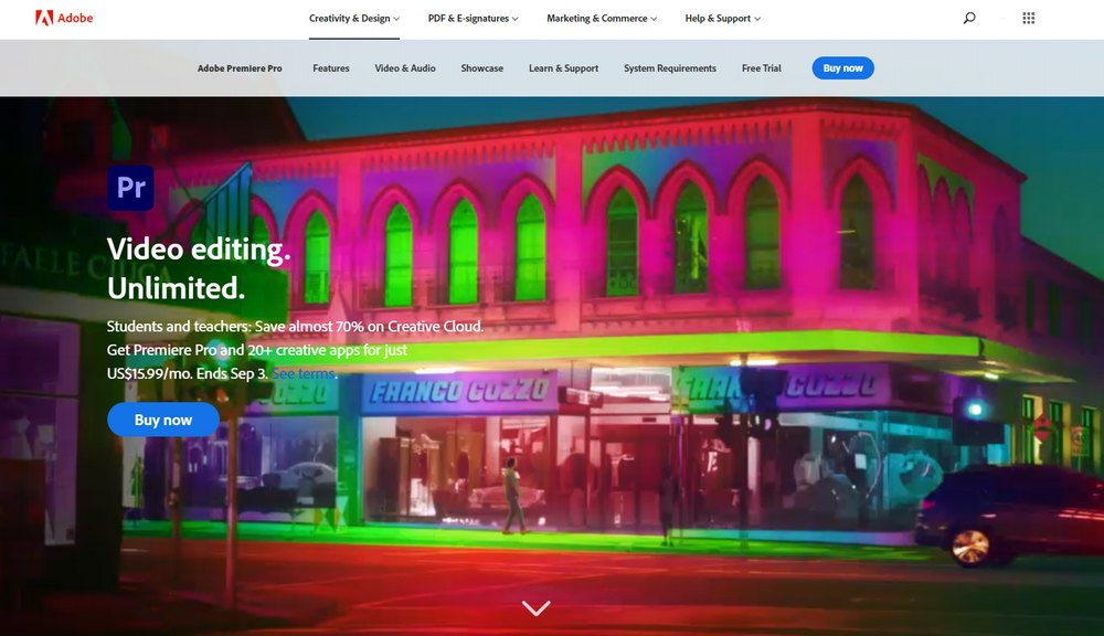 adobe-premiere-pro 5 Best iMovie Alternatives (For Mac & Windows) 2021 design tips