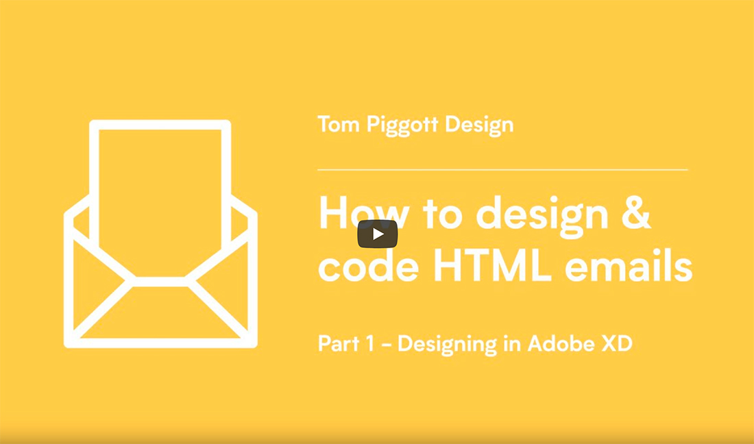 adobe-xd-email 15+ Best Responsive & HTML Email Design Tutorials design tips