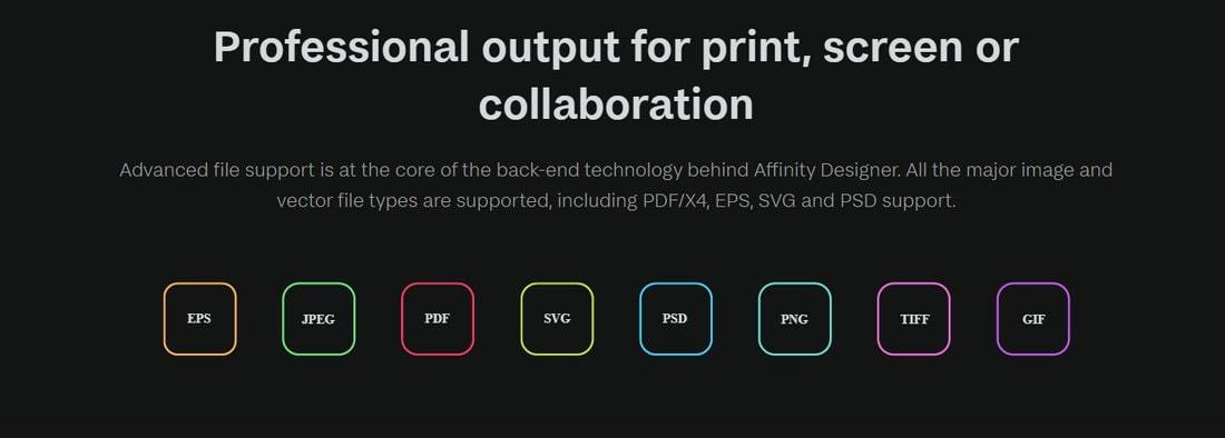 affinity-designer-file-types Affinity Designer vs Illustrator: Pros & Cons Compared design tips  Software