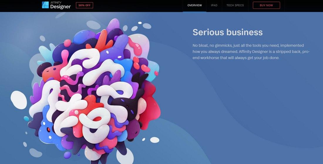 affinity-designer Affinity Designer vs Illustrator: Pros & Cons Compared design tips  Software