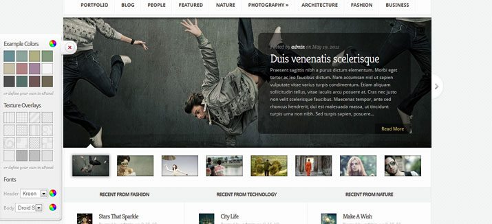 wordpress-aggregate