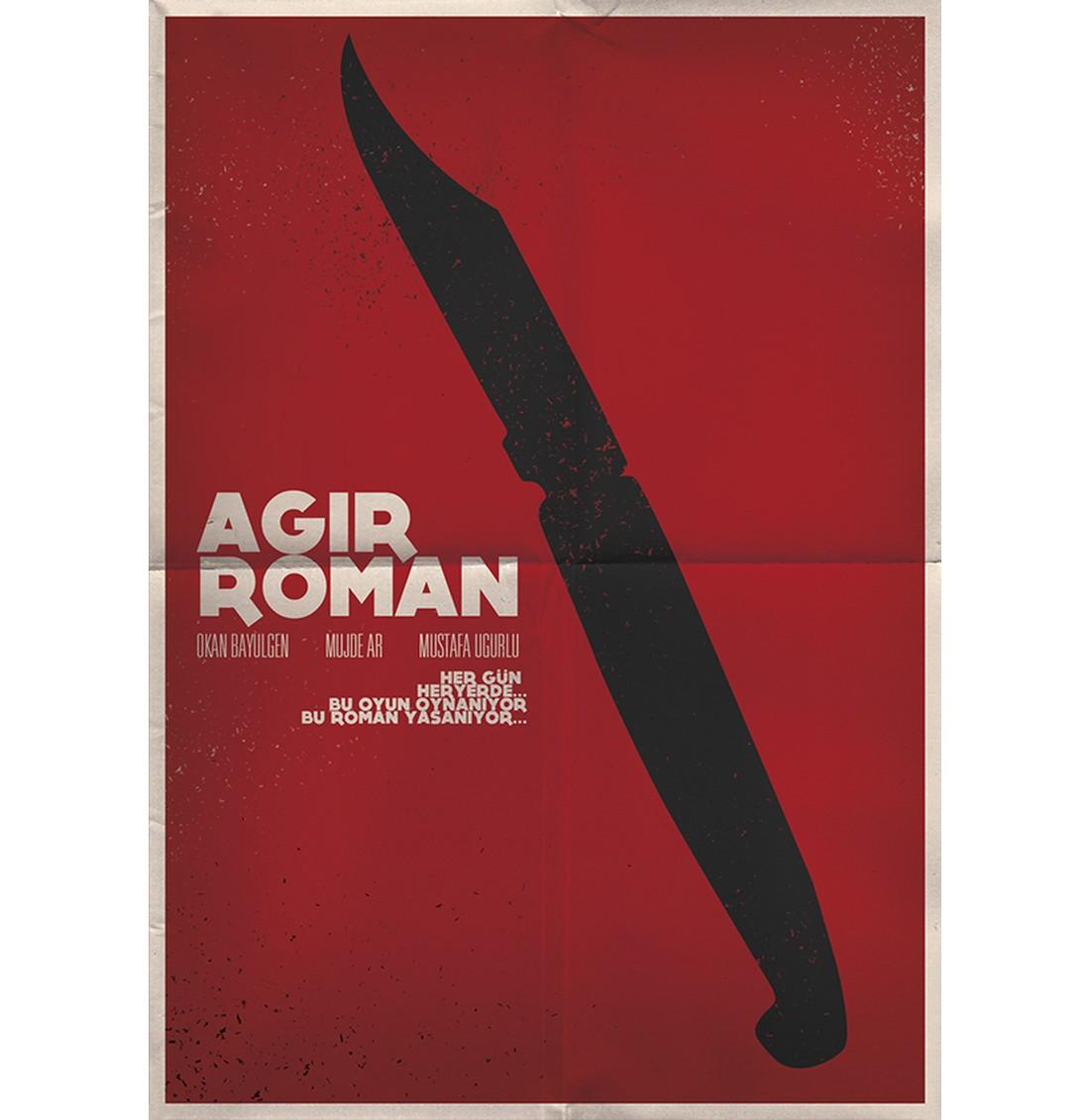 agir roman poster