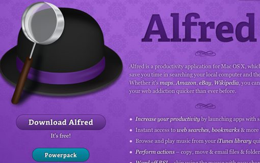 Alfred App for Mac