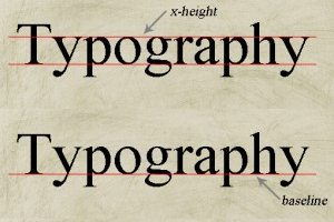 Typography 101: Understanding the Anatomy of a Letter