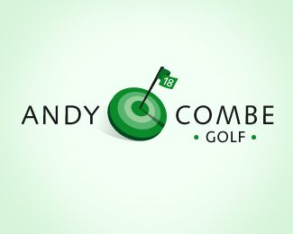 Andy Combe Golf Logo