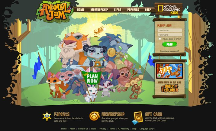 Website Design For Kids Tips And Advice Design Shack - Game design websites