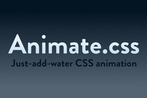 Animate.css: Kick-Ass CSS Animations in Seconds Flat