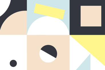 Design Trend: Geo Shapes & Patterns (With Animation)