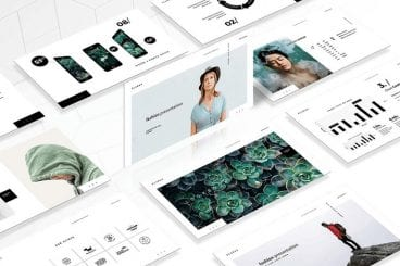30+ Best Animated Keynote Templates With Stylish Transitions