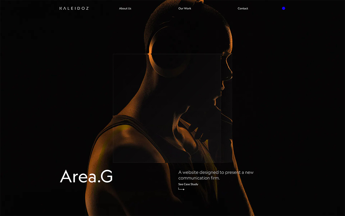 areag Design Trend: Strong Hero Images With Subtle Text design tips