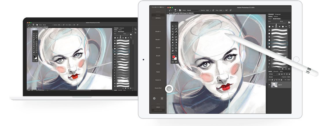 ipad apps design