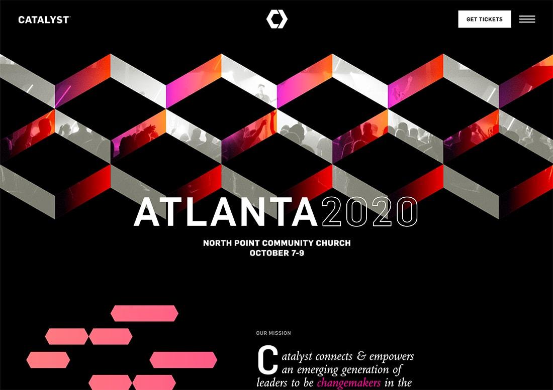 atlanta Design Trend: Mono Gradients design tips  Trends|color|Inspiration|trends|web design
