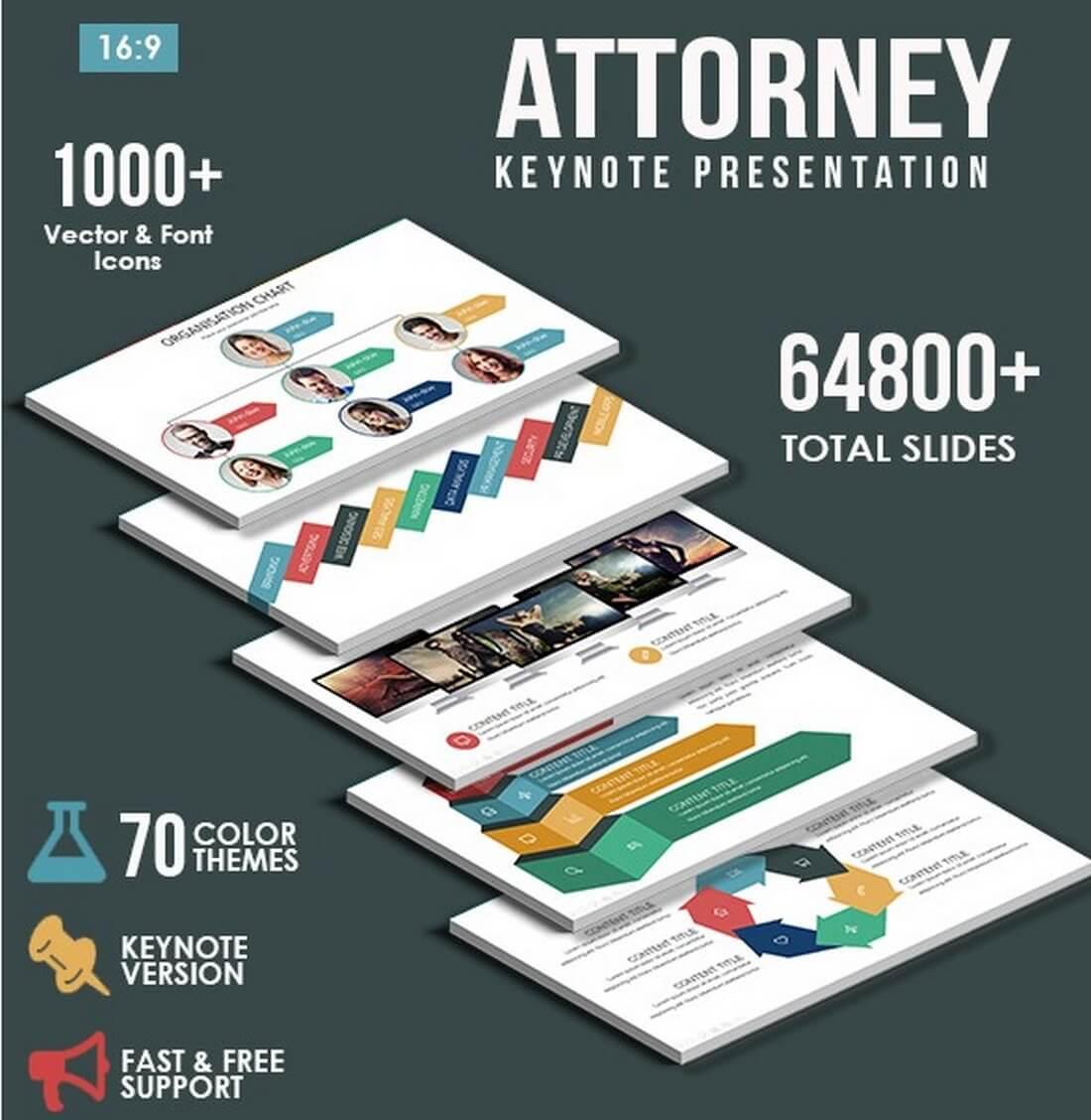 25 keynote business slide templates design shack attorney business keynote template flashek Images