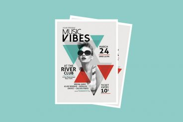 30+ Best Music & Band Flyer Templates