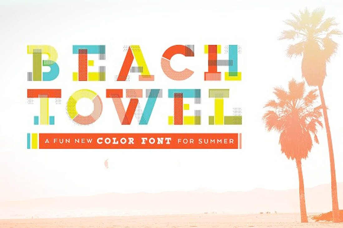 color fonts