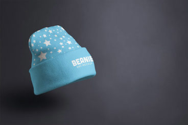 20+ Beanie and Hat Mockup Templates (Free & Premium)