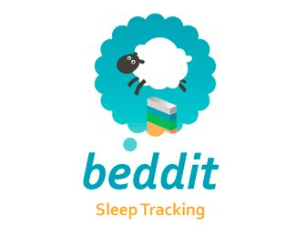 Beddit Sleep Tracking - Sheep Logo