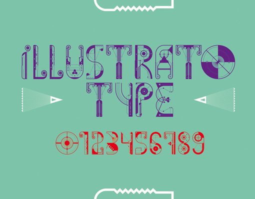 60 Absolutely Stunning Typography Projects