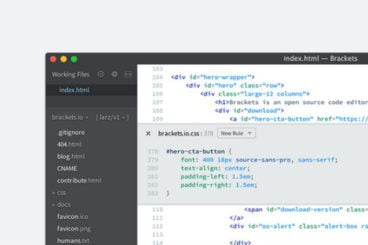 8 Best Code Editors for Designers in 2020 (Free & Premium)