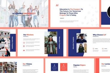 22+ Best Educational PPT (PowerPoint) Templates for Teachers