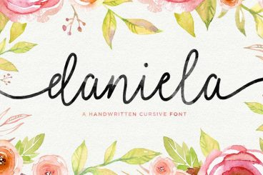 20+ Best Cursive Fonts (With Fancy, Pretty Styling)