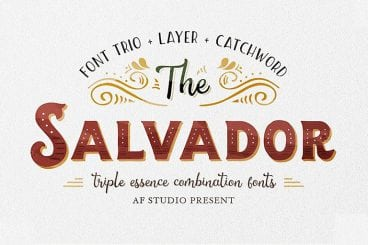 30+ Best Fonts for Flyers