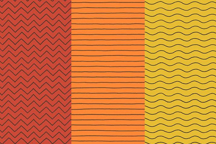 30+ Best Line Patterns & Textures