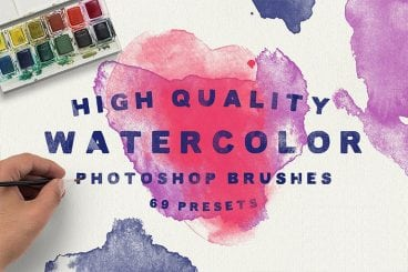 40+ Best Photoshop Brushes of 2020